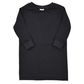 T-shirt Dress 'Black'
