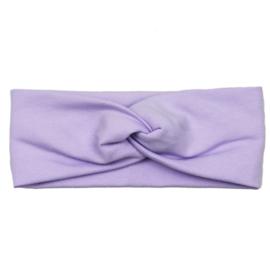 Haarband  Purple Rose - twist