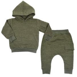 Hoodie pak | met zijvakje  Verschillende kleuren