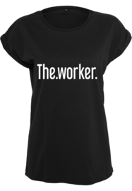 Dames shirt - ' The Worker'