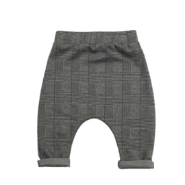Harembroekje | Checkered Grey |