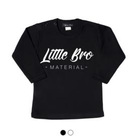 klein broertje shirt  - ' Little Bro '