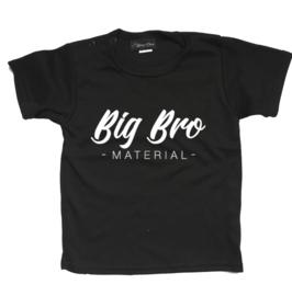Grote broer shirt 'Big Bro'