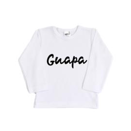 Guapa  (opdruk in verschillende kleuren)