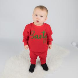 Kinder kerst Sweater | Santa Kid