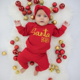 Kinder kerst Sweater | Santa Baby