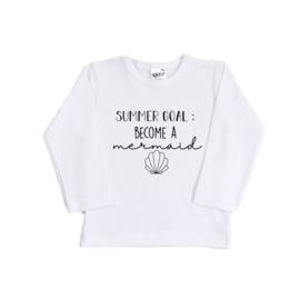 Shirt 'Summer Goal..'