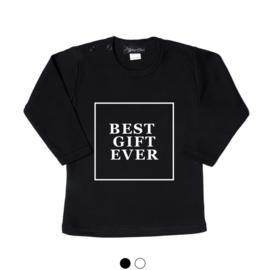 Kerst shirt 'Best gift ever'