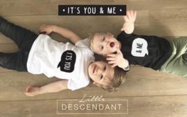 Tweeling Shirt 'It's you & me