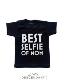 Shirt 'Best selfie of mom'