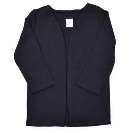 Lang Vest | Black
