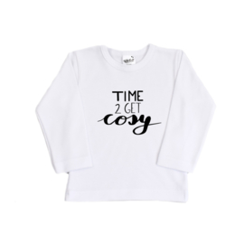 Kerst Shirtje - Time to get cosy