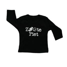 Sinterklaas shirt 'Zoete Piet'