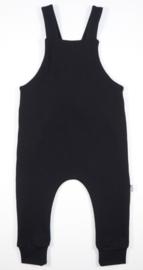 Suspender pants/tuinbroek - zwart
