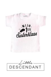 Sinterklaas shirt '  Mijn 1e sinterklaas '