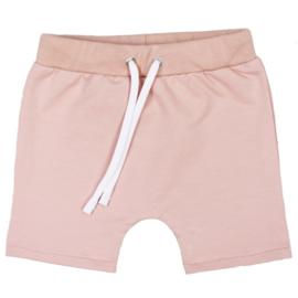 Shorts met touwtje   Blush
