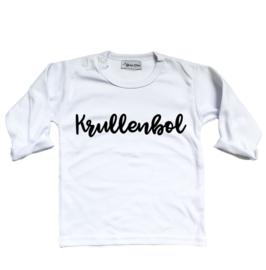 Shirt 'krullenbol'