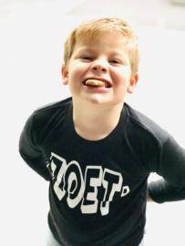 Sinterklaas shirt  'Zoet '