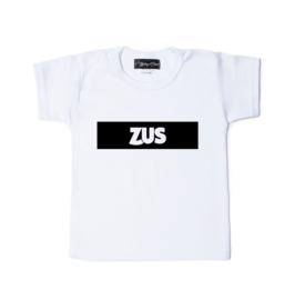 Grote zus shirt - 'Zus'