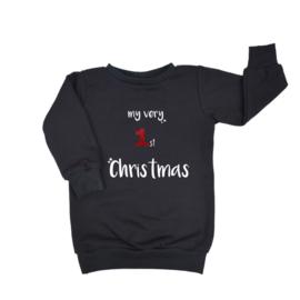 Kerst Jurkje - Baggy Sweaterdress |  1th christmas| 7 Kleuren