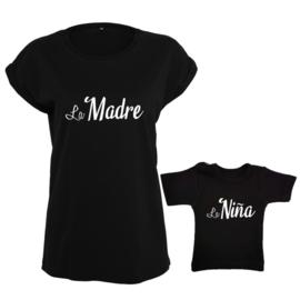 Twinning set - La Madre - La Niña