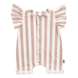 Newborn Zomers Boxpakje - roze strepen