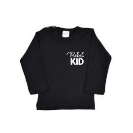 Rebel Kid (opdruk in verschillende kleuren)