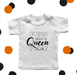 KINGSDAY - guess who's queen today