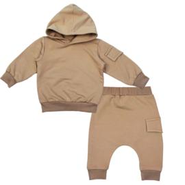 Hoodie pak | Basic (Verschillende kleuren)