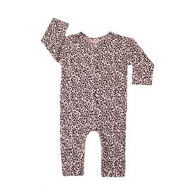 Boxpakje -Leopard old pink