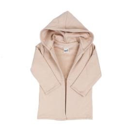 Hoodie vest - Sandstone