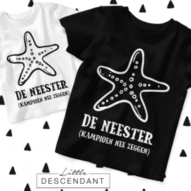 LITTLE MONSTERS COLLECTIE