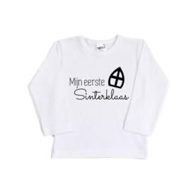 Sinterklaas shirt 'Mijn eerste Sinterklaas'