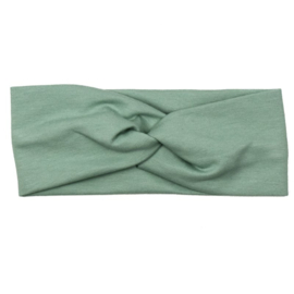Haarband  Minty Green - twist