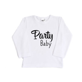Kerst Shirt - Party Baby
