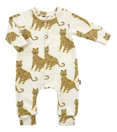 Newborn boxpakje - Leopard Cream