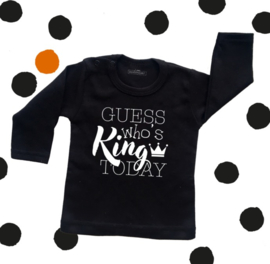 KINGSDAY - guess who's king today