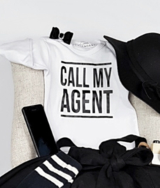 Shirt 'Call my agent'