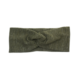Haarband Military olive - twist