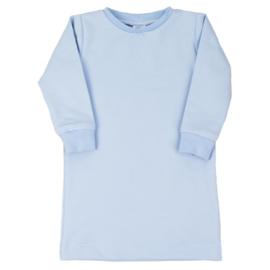 T-shirt Dress 'Powder Blue'