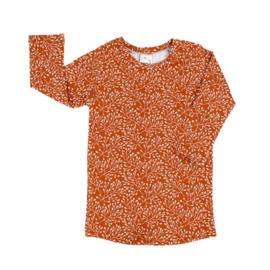 T-shirt Dress 'Orange Blossom'
