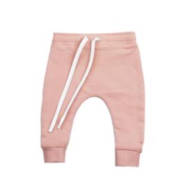 Baby joggingbroekje - Cloudy Pink