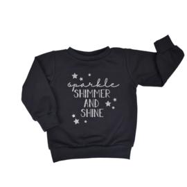 Kinder kerst Sweater | Sparkle