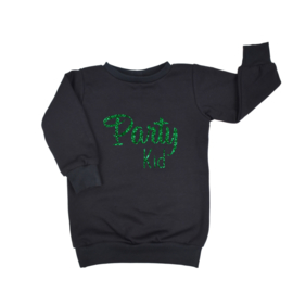 Kerst Jurkje - Baggy Sweaterdress |  Party Kid| 7 Kleuren