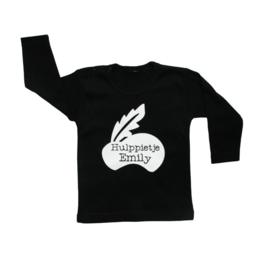 Sinterklaas shirt - 'Hulppietje ... '