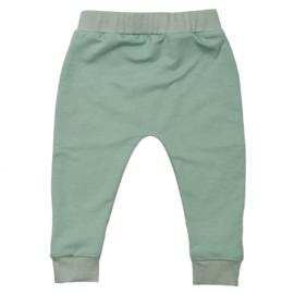 Slim fit broekje | minty green