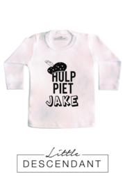 Sinterklaas naam shirt 'Hulp Piet'
