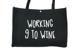 Vilten tas 'working 9 to wine'