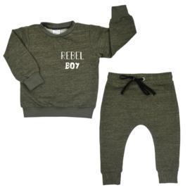 Jogging pakje 'Rebel Boy'  (verschillende kleuren)