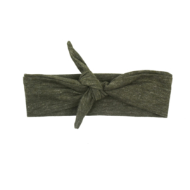 Haarband Military olive -